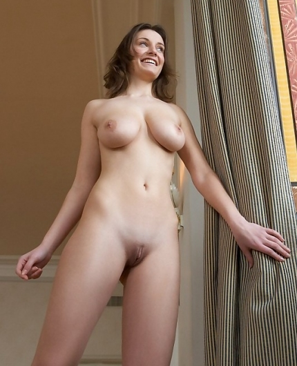 Ashley Spring in ballroom