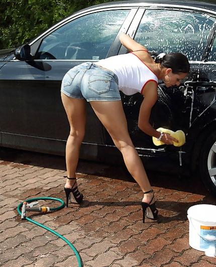 Melisa Mendiny Car Enthusiast