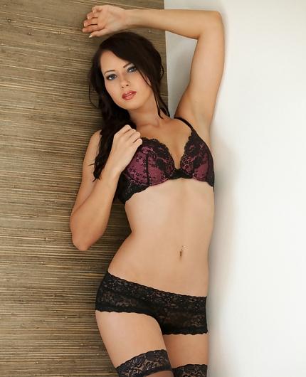 Natasha Belle naked