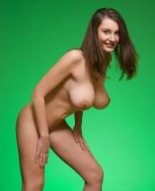 Ashley Spring on green