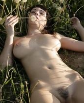 Katalin brunette angel