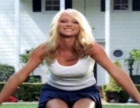Sara Jean Underwood playboy video