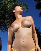 Sunny Leone by Bikini Riot