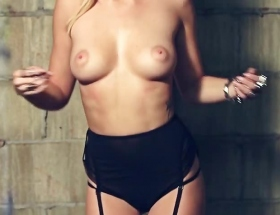 Victoria Winters nude video
