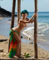 Electra On A Beach