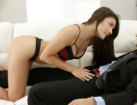 Adria Rae Burning Passion By Nubile Films