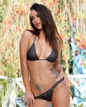 Natalia Cruze naughty