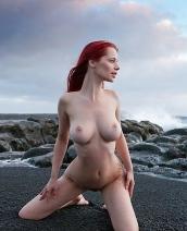 Ariel as a captain