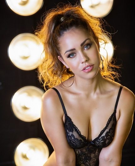 Alina Lopez  nackt